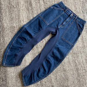 Stella McCartney cropped jean